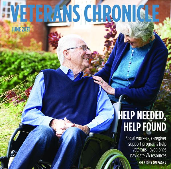 Veterans Chronicle June 18, 2021