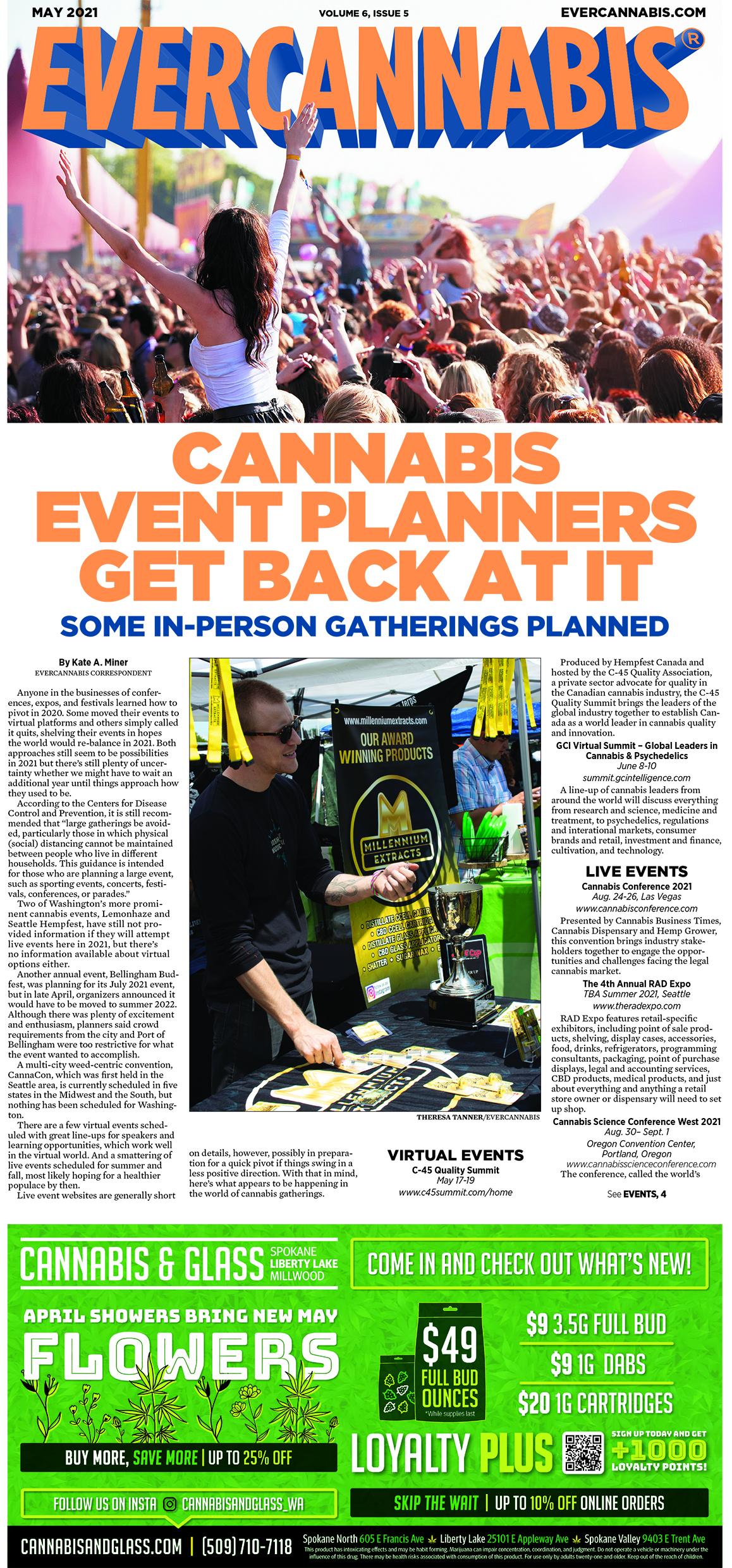 Evercannabis May 2021