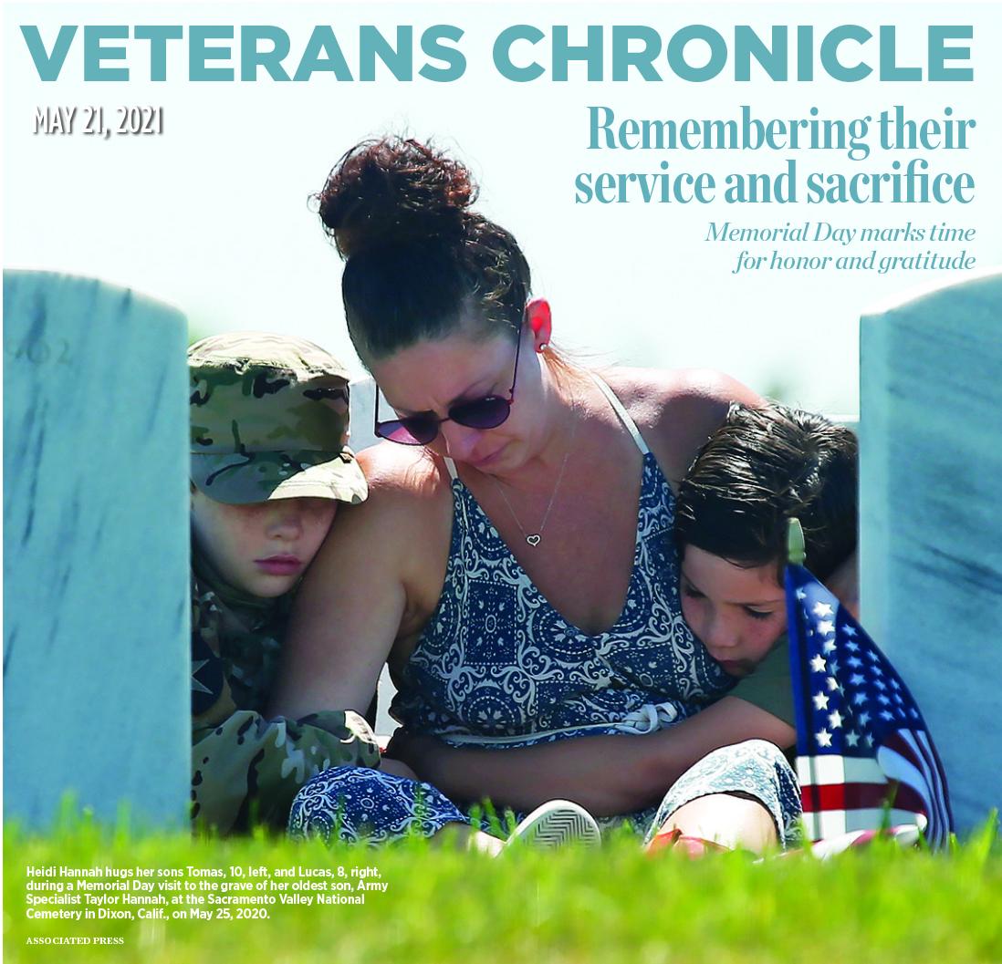 Veterans Chronicle May 21, 2021