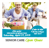 Senior Care Open House