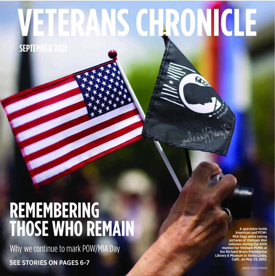 Veterans Chronicle September 17 2021