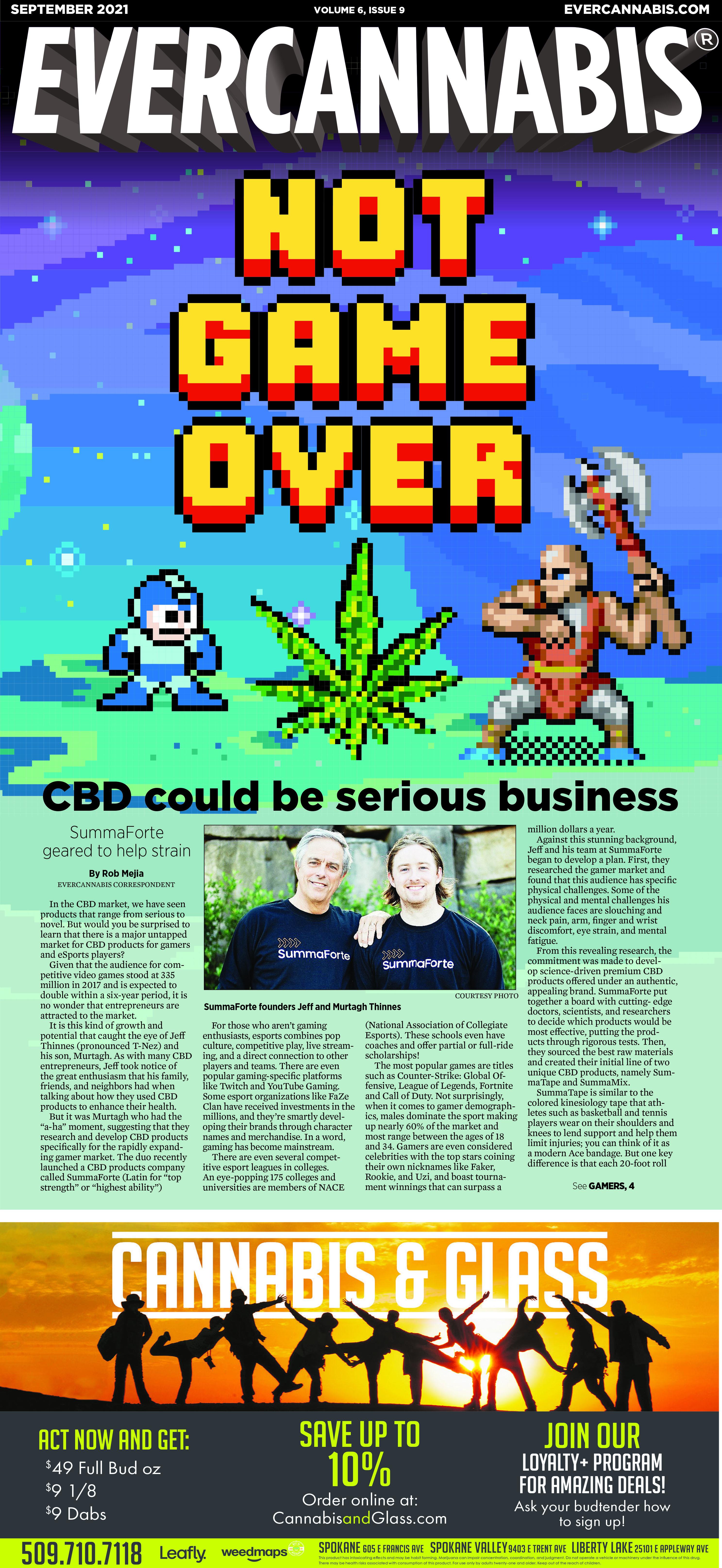 Evercannabis September 2021