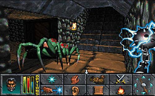 Daggerfall screenshot