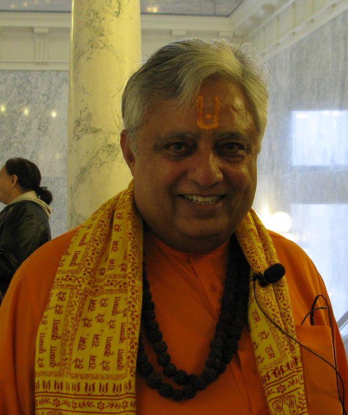 Hindu prayer opens Senate