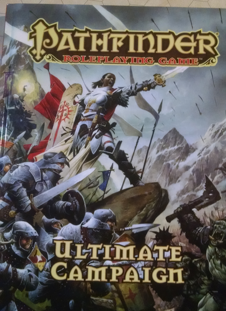 Ultimate Campaign book