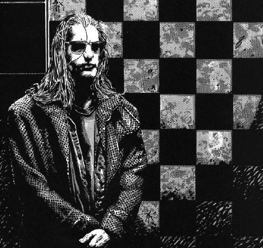 Beware the dark corners of the world Image from GURPS Vampire the Masquerade