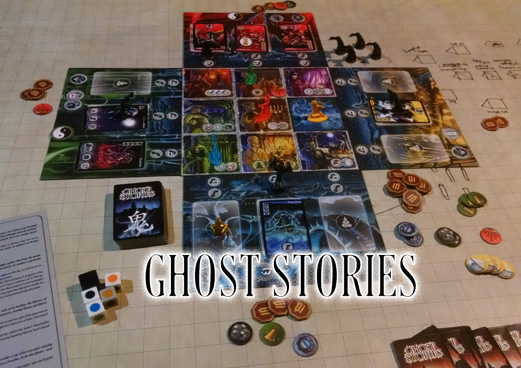 Ghost Stories - Can you protect the village?
