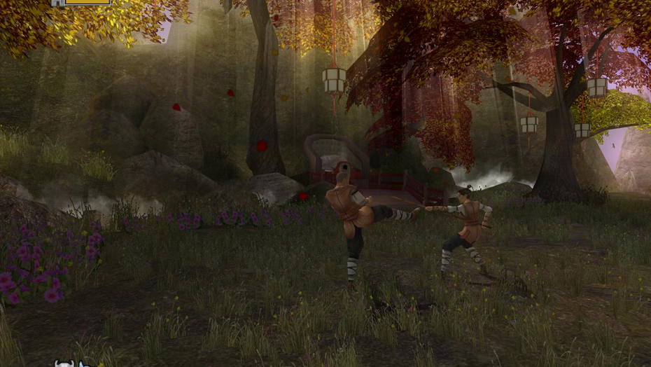 "Screenshot of ""Jade Empire"""
