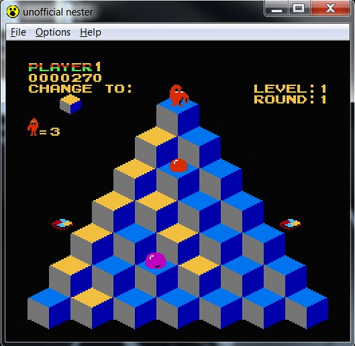 q bert screenshot