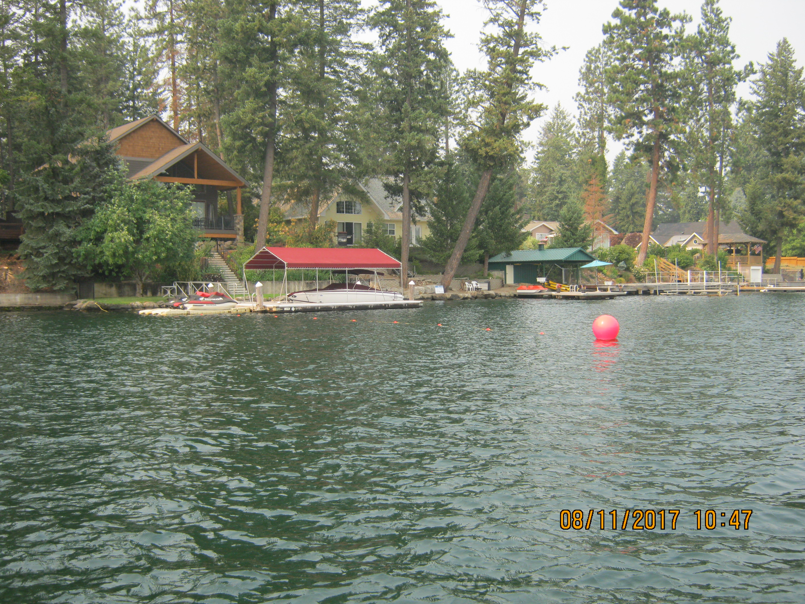 Boat wakes, illegal buoys on the Spokane River cause a splash that ripples all the way to Boise...