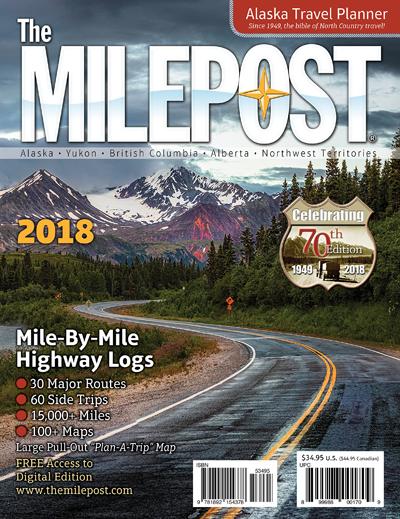 Milepost: The Alaska road trip Bible | The Spokesman-Review