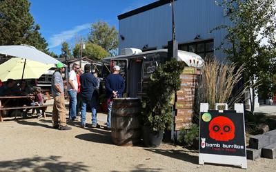 Bend, Oregon, food trucks