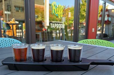 RV, Bend, Oregon, coffee