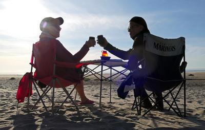RV, Dinner, Beachside Recreation Area