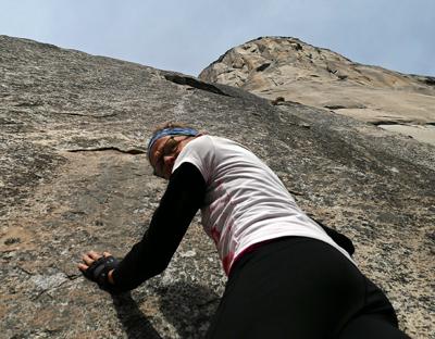 El Capitan base, Yosemite