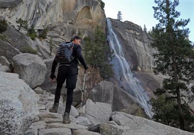 Nevada Falls, Yosemite
